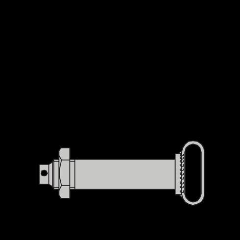 Open spelter socket volgens vroegere DIN 83313 vorm C vrijstaand nieuw transparant